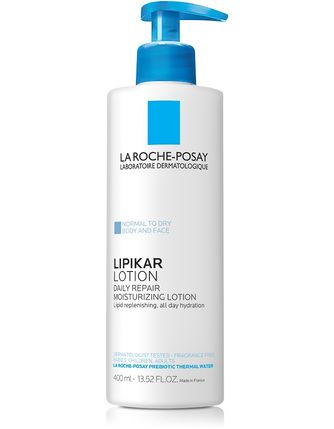La Roche-Posay Lipikar Body Lotion (13.52 fl oz/ 400 ml)
