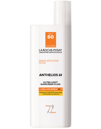 La Roche-Posay Anthelios 60 Ultra Light Sunscreen Fluid (1.7 fl oz/ 50 ml) - Test