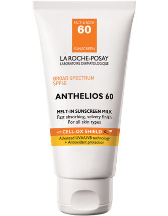 La Roche-Posay Anthelios 60 Melt-In Sunscreen Milk (5.0 fl oz/ 150 ml) - Test