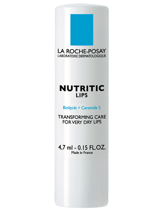 La Roche-Posay Nutritic Lips (0.15 fl oz/ 4.7 ml) - LIMITED SUPPLY