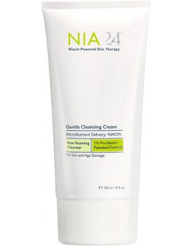 NIA24 Gentle Cleansing Cream (5.0 fl oz/ 150 ml) - Test