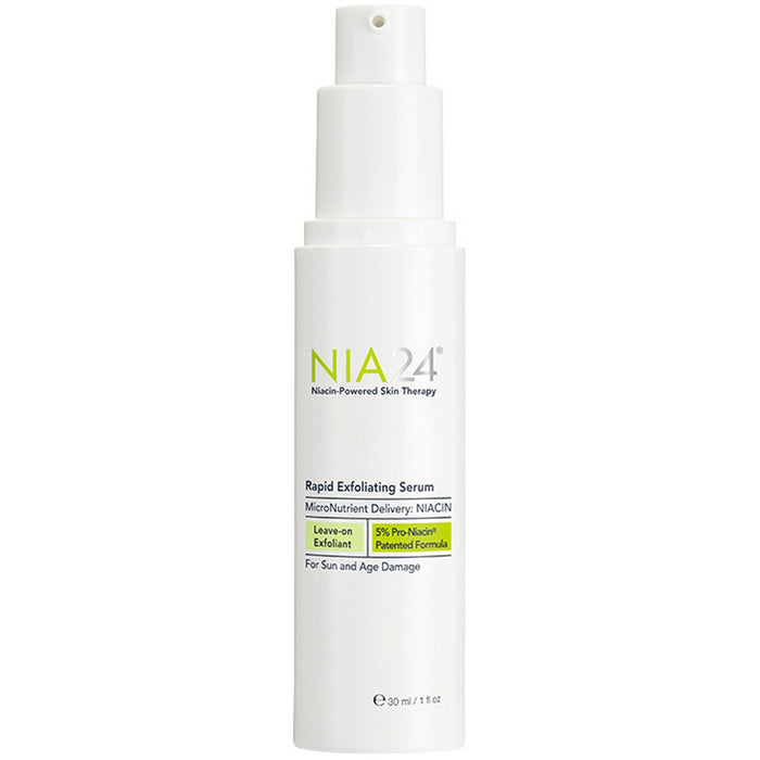NIA24 Rapid Exfoliating Serum (1.0 fl oz/ 30 ml) - Test
