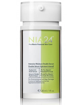 NIA24 Intensive Moisture Double Serum (1.0 fl oz/ 30 ml) - Test