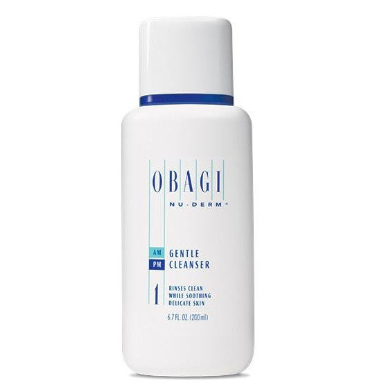 Obagi Nu-Derm Gentle Cleanser - Test