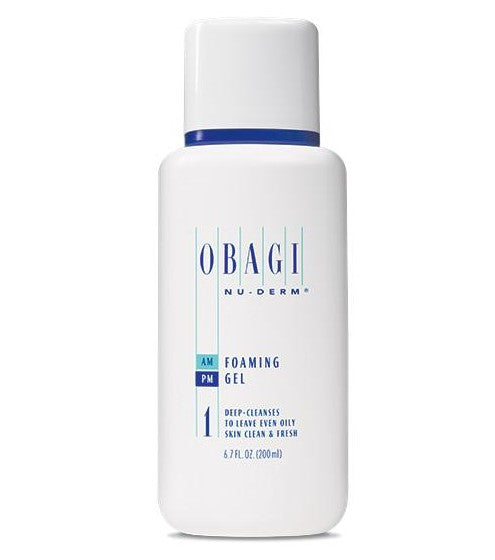 Obagi Nu-Derm Foaming Gel (6.7 fl oz/ 200 ml)