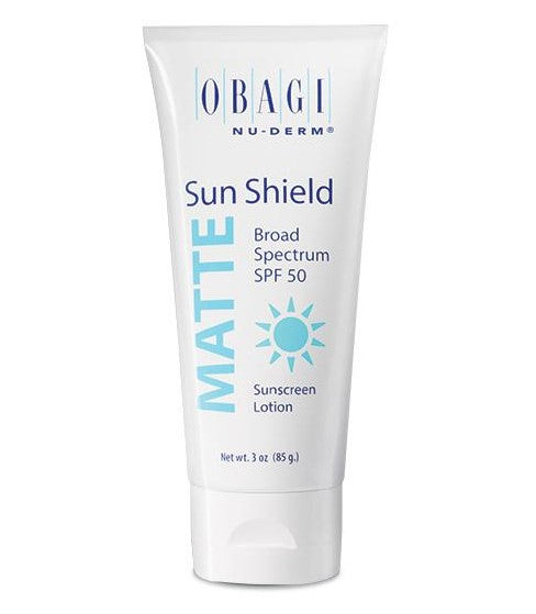 Obagi Nu-Derm Sun Shield Matte SPF 50 (3.0 fl oz/ 90 ml)