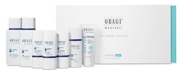 Obagi Nu-Derm FX System Kit - Normal/ Oily Skin - Test