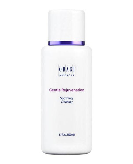 Obagi Gentle Rejuvenation Soothing Cleanser (6.7 fl oz/ 200 ml) - LIMITED SUPPLY
