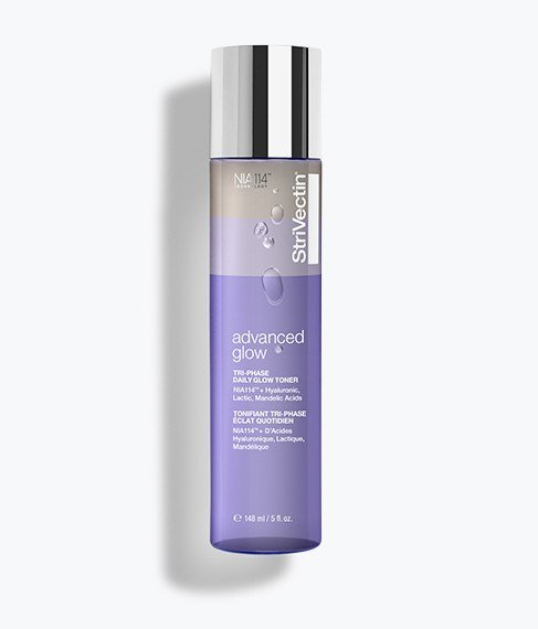 StriVectin Hyaluronic Tri-Phase Daily Glow Toner