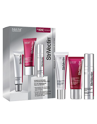 StriVectin Power Starters - Advanced Retinol Trio Kit - Test