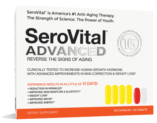 SeroVital Advanced (30 Days)