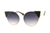 Cateye Pointed Sunglasses -  | HERS.BOUTIQUE