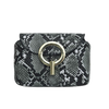 Python Belt Bag - Gray | HERS.BOUTIQUE