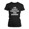 Correcting Your Grammar Women's T-shirt Teacher's Day Gifts Ideas -  | HERS.BOUTIQUE