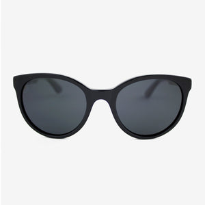 Biscayne - Acetate & Wood Sunglasses - Streaming Light | HERS.BOUTIQUE