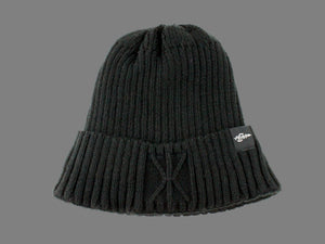 Fear0 Extreme Warm Black Cuff Winter Sport Skullies Watch Cap Beanie Hat Men Women -  | HERS.BOUTIQUE