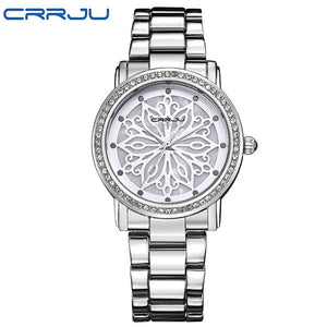 CRRJU Kimberly Watch - silver | HERS.BOUTIQUE