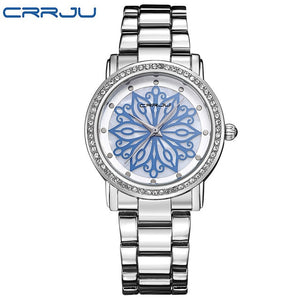 CRRJU Kimberly Watch - blue | HERS.BOUTIQUE