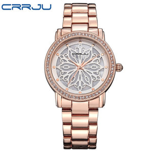 CRRJU Kimberly Watch - Rose gold | HERS.BOUTIQUE