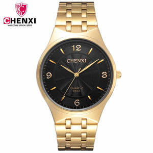 CHENXI Gold Watch -  | HERS.BOUTIQUE