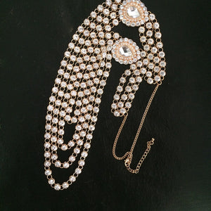 kundan Style Necklace -  | HERS.BOUTIQUE
