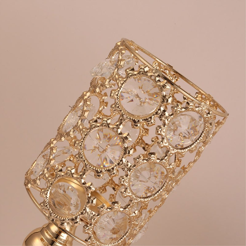 Crystals Candle Holders -  | HERS.BOUTIQUE