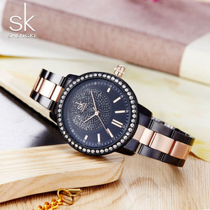 Shengke Rose Watch -  | HERS.BOUTIQUE