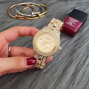 Contena Watches - Gold | HERS.BOUTIQUE