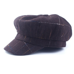Style n Hat - Brown / One Size | HERS.BOUTIQUE
