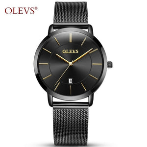Olevs Woman Watch - Gray | HERS.BOUTIQUE