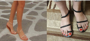 MCCKLE Thong Sandals -  | HERS.BOUTIQUE