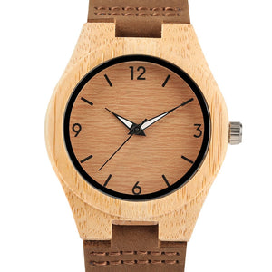 Bamboo Watch -  | HERS.BOUTIQUE