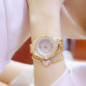 BS Fashion Watch - Gold | HERS.BOUTIQUE
