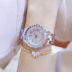 BS Fashion Watch - Silver | HERS.BOUTIQUE