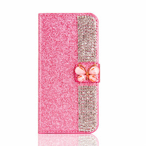 Decorative Leather IPhone 7 Plus Case -  | HERS.BOUTIQUE
