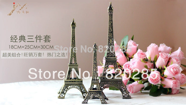 Eiffel Tower model - Bronze | HERS.BOUTIQUE
