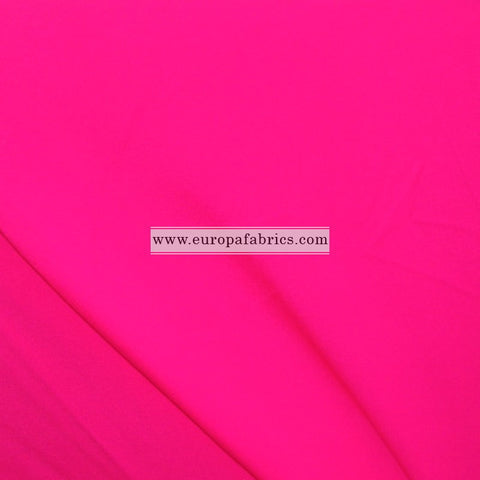 Solid Color Matte SKU 6605 Fuchsia