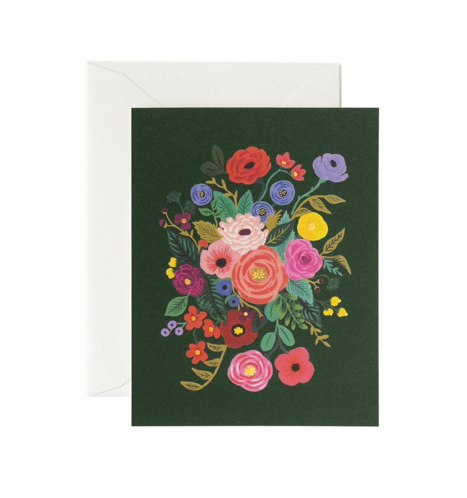 Rifle Paper Co. Garden Party Hunter Greeting Card