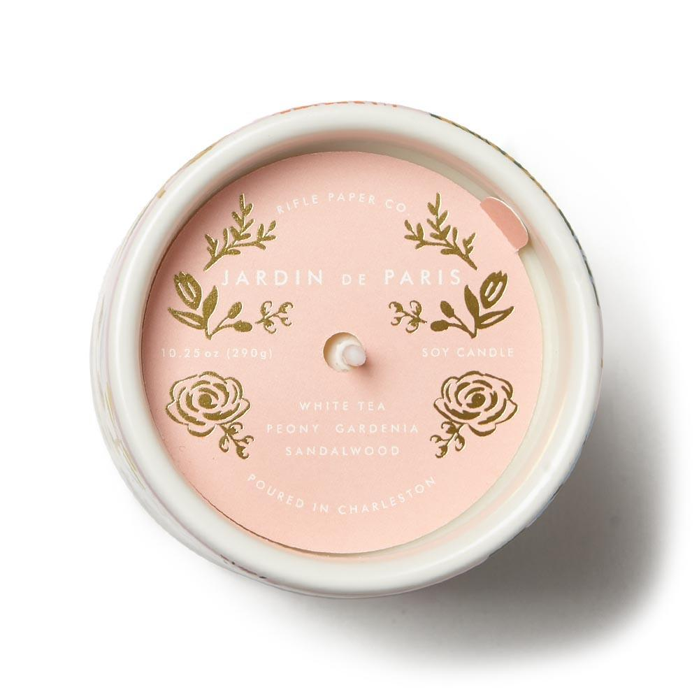 z Rifle Paper Co. Jardin de Paris Candle