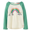 Sequin Rainbow Tee