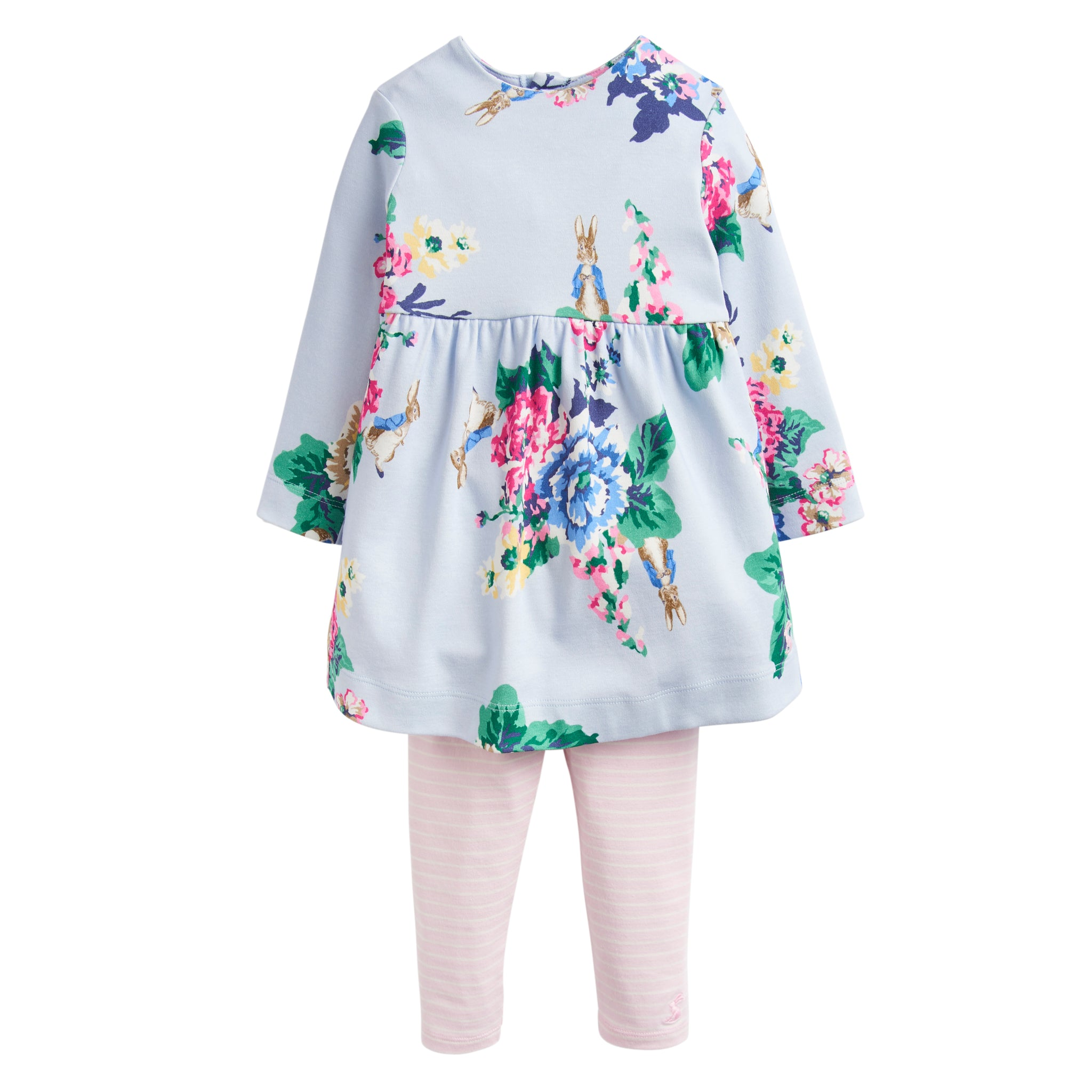 Peter Rabbit Floral Dress