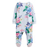 Peter Rabbit Floral Footie