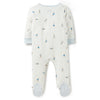 Peter Rabbit Striped Footie