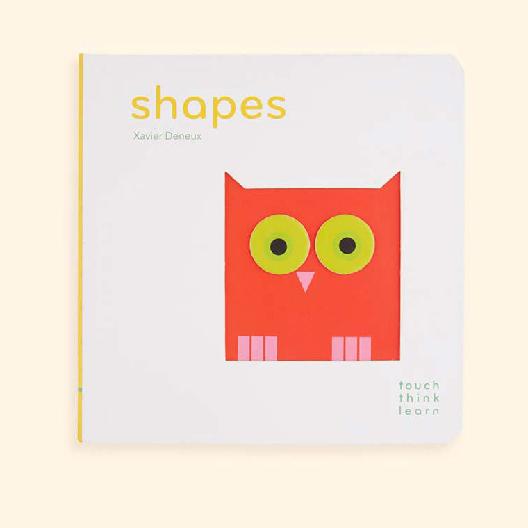 Touch Think Learn: Shapes