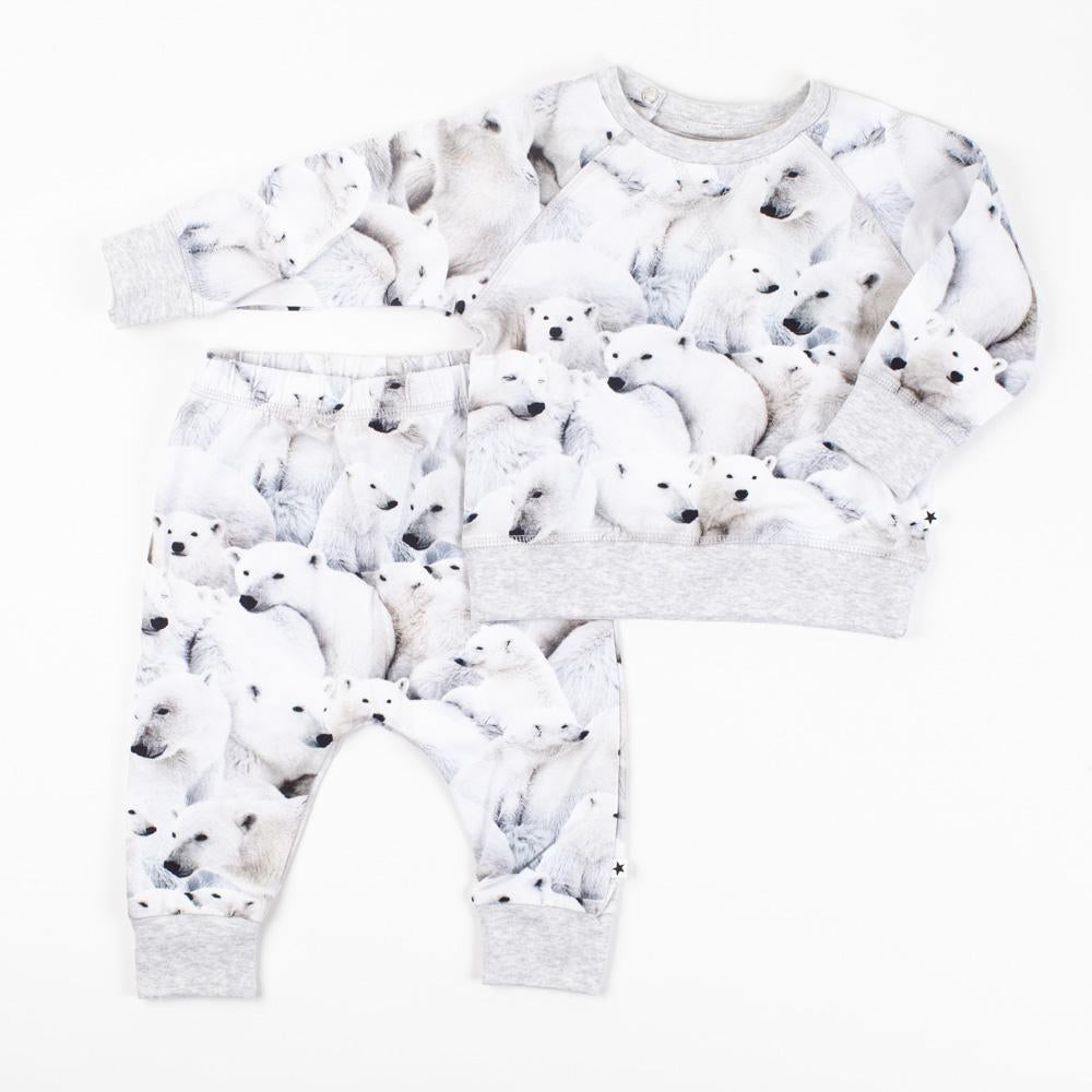 Polar Bear Print Set