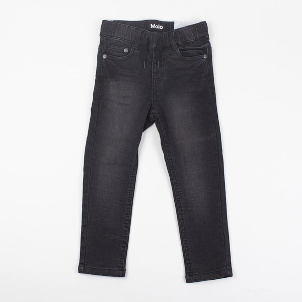 Black Slim Denim