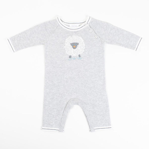 Grey Sheep Knit Coverall