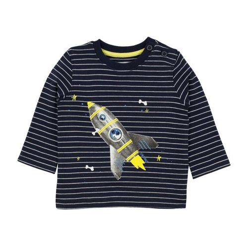 Striped Rocket Tee