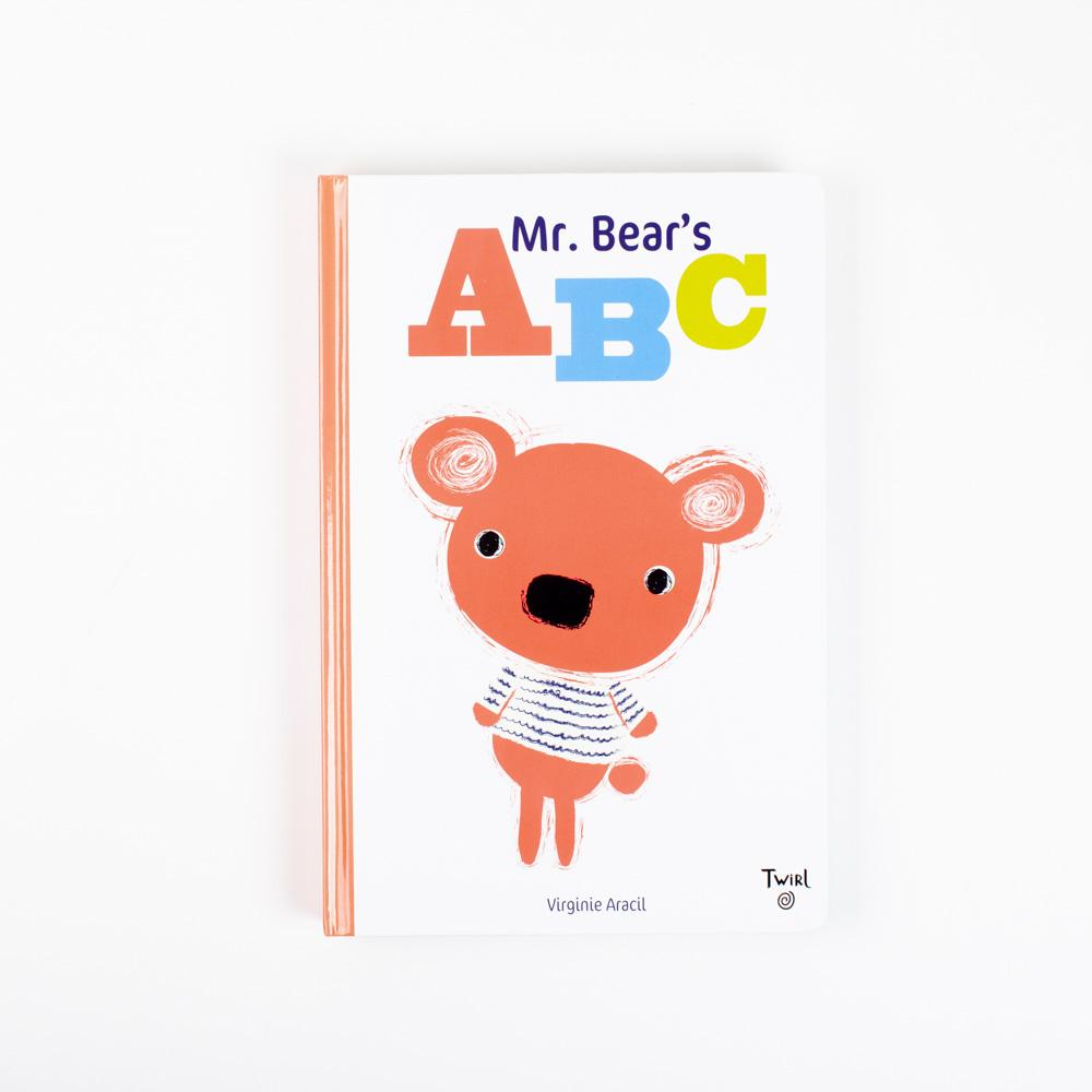 Mr. Bear's ABCs