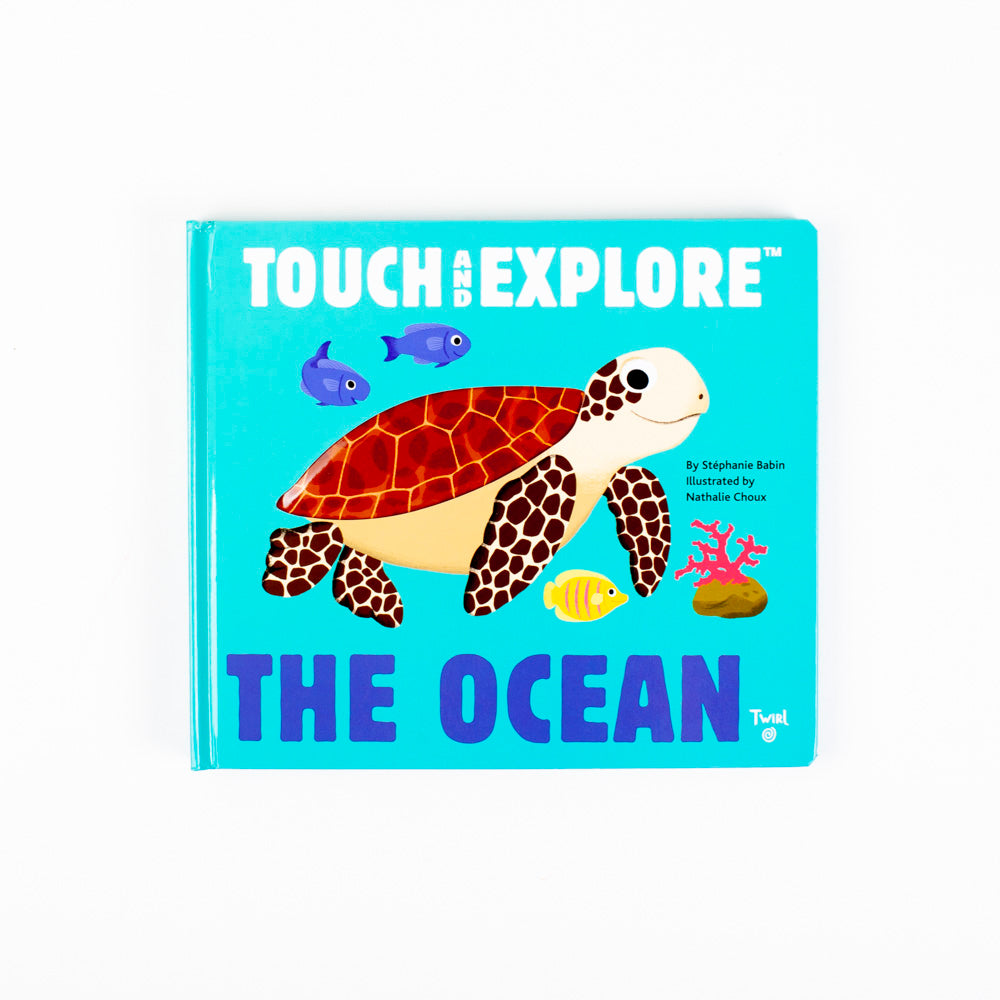 Touch and Explore the Ocean